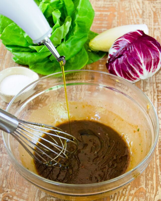 How to Make a Vinaigrette