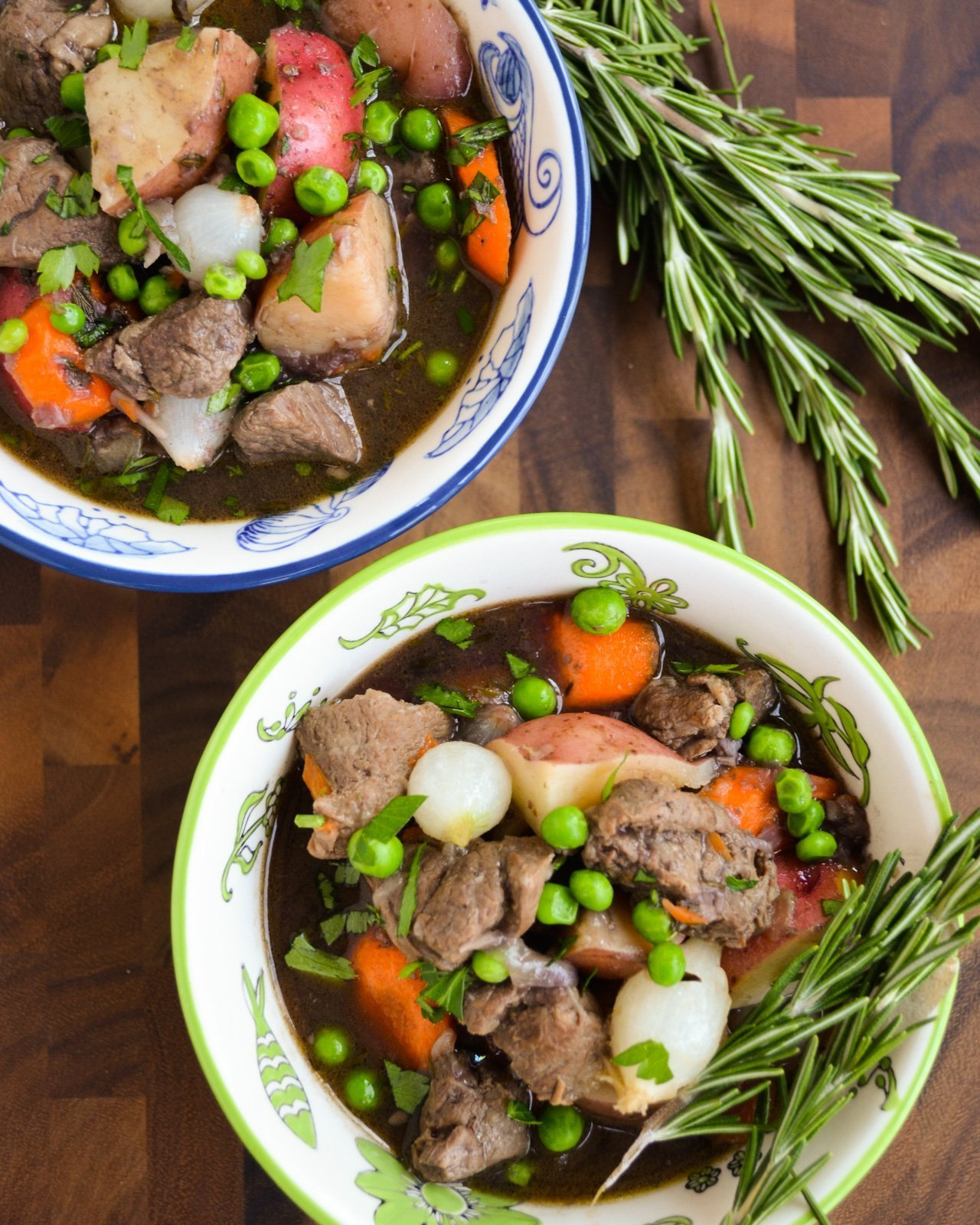 CLASSIC BEEF STEW BLUE JEAN CHEF MEREDITH LAURENCE