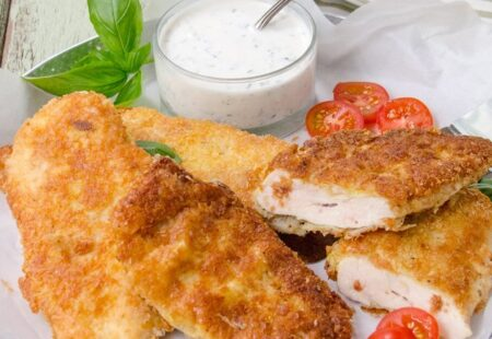 Gluten-Free Chicken Cutlets