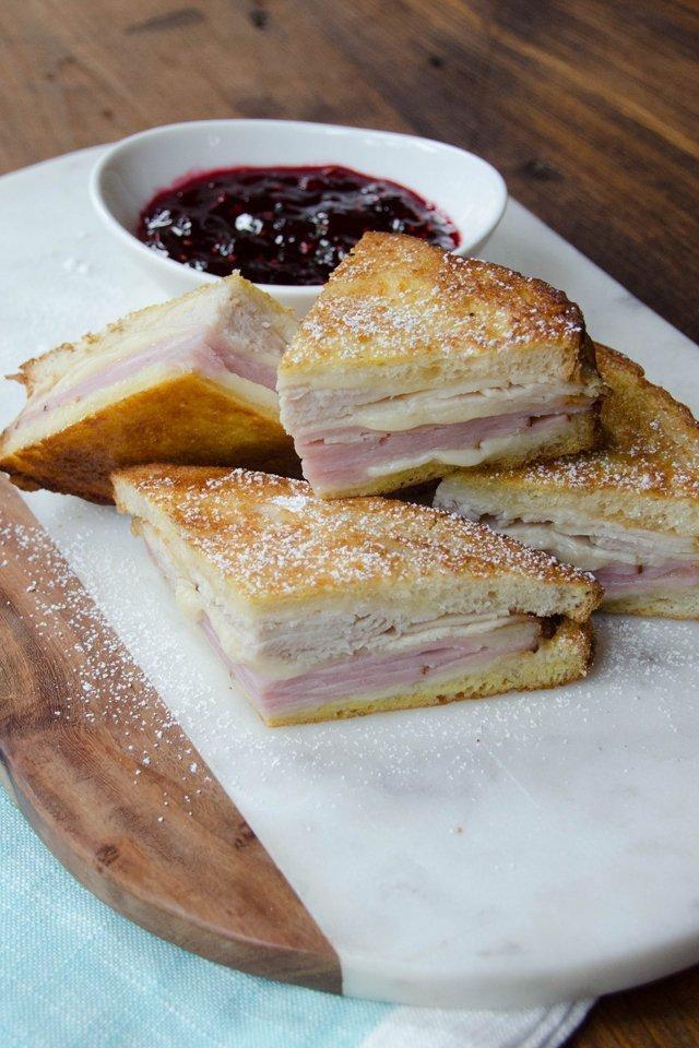 Monte Cristo Sandwich Blue Jean Chef Meredith Laurence
