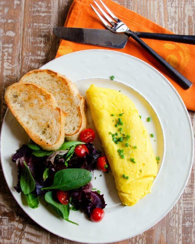 Omelet (or Omelette)