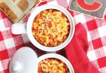 Creamy Tomato Macaroni