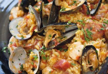 Instant Paella