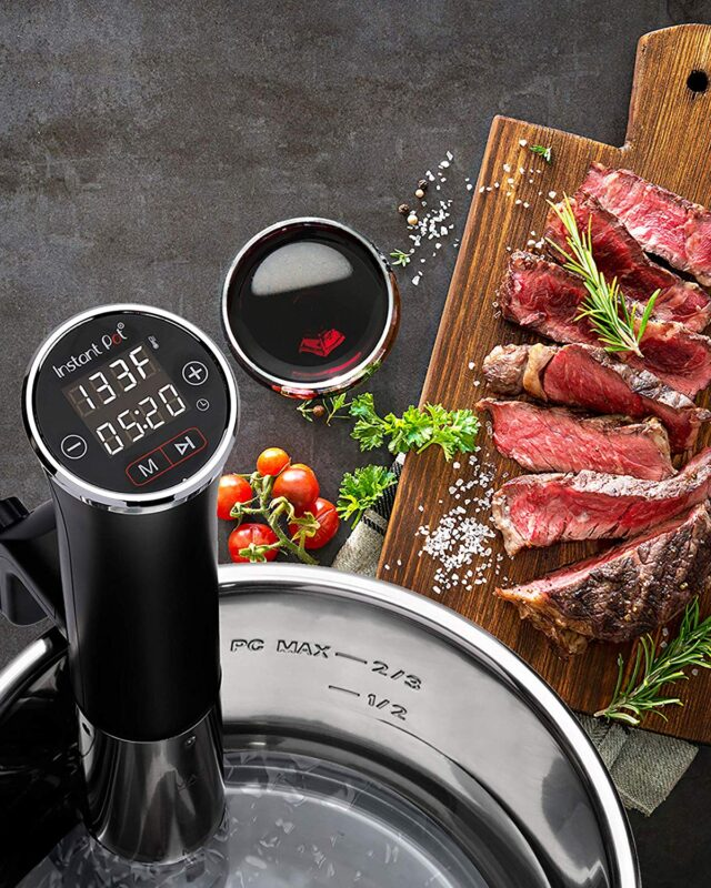 Accu Slim Sous Vide Immersion Circulator