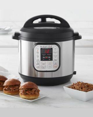 6-quart 7-in-1 Pressure Cooker
