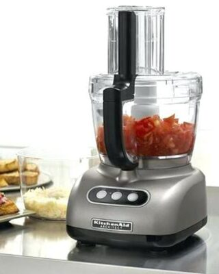14-cup Food Processor with Dicing Kit