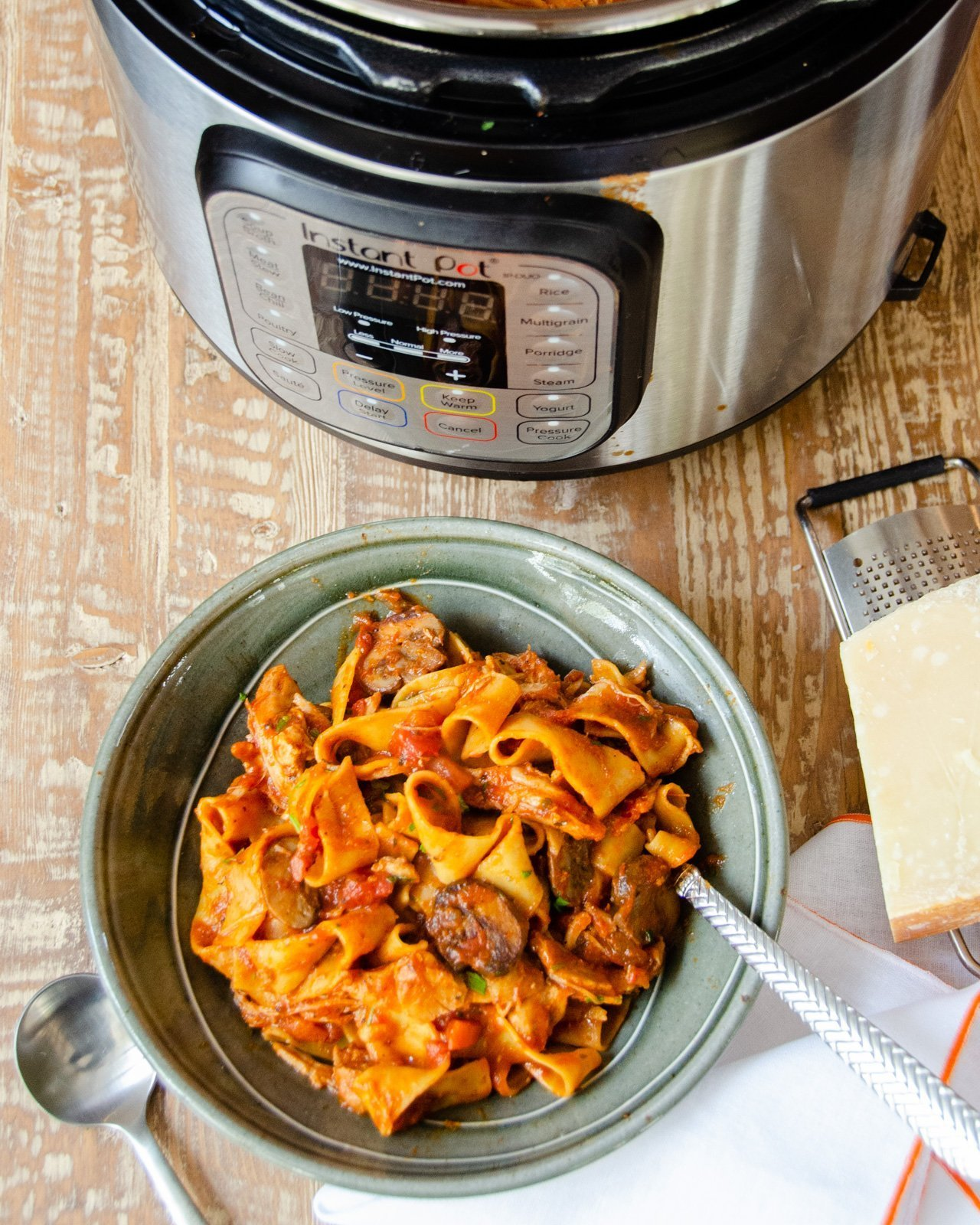Converting Recipes to the Pressure Cooker