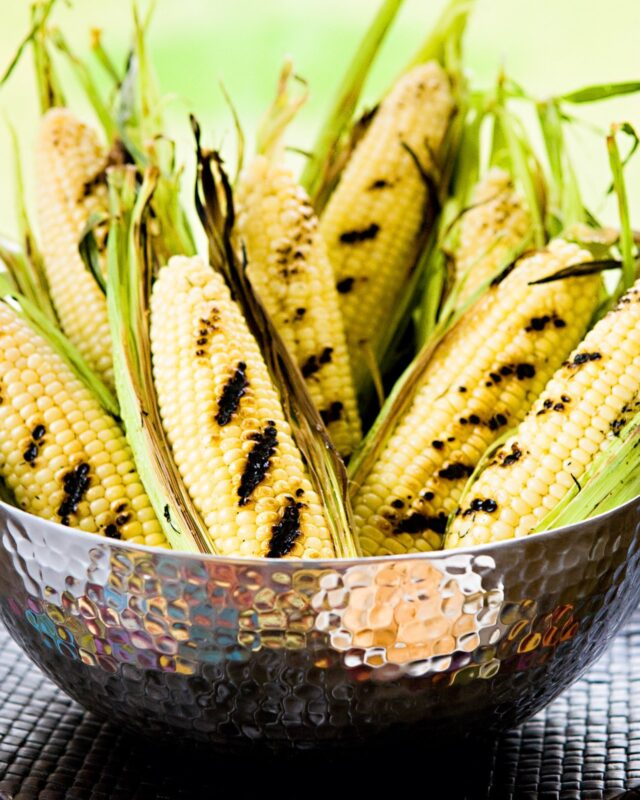 5 Ways to Grill Corn