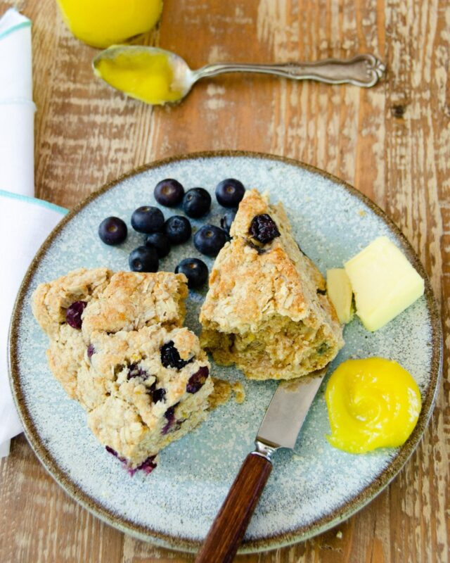 Morning Scones