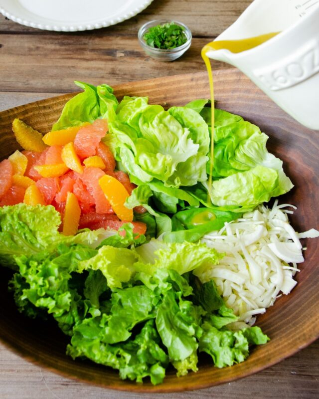 Salads 101