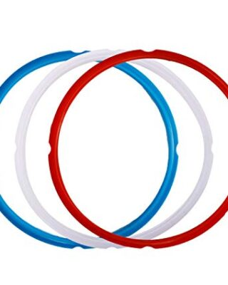 Pressure Cooker Replacement Gaskets - set of 3