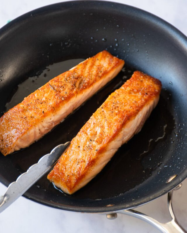 How to Pan Roast Fish