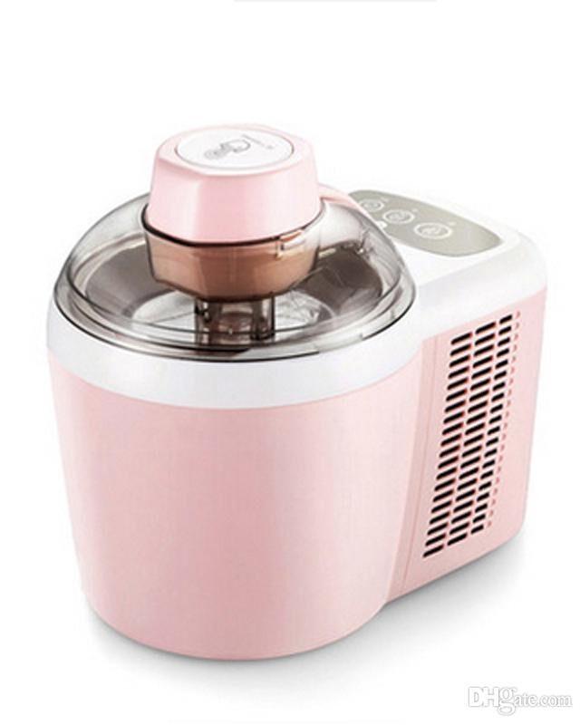 Thermo-Electric Ice Cream Maker