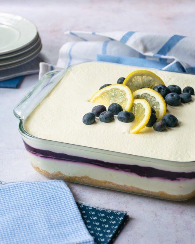 Blueberry Lemon Delight