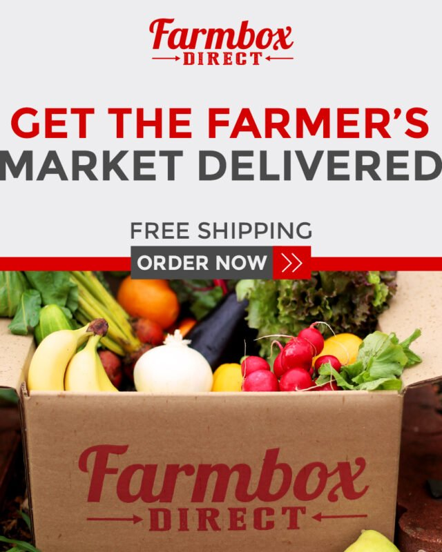 Farmbox Direct Fruit and Vegetable Boxes