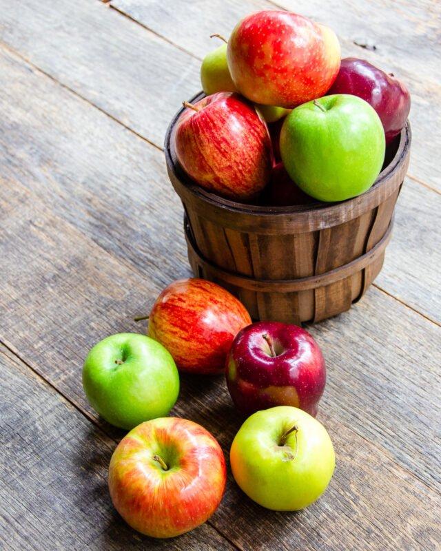 Apple Varieties Chart