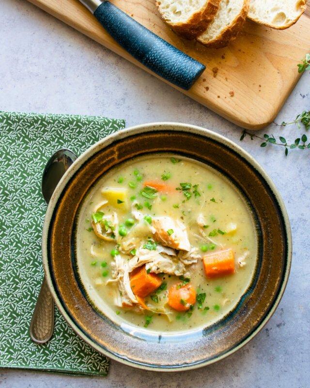 Instant Chicken Stew