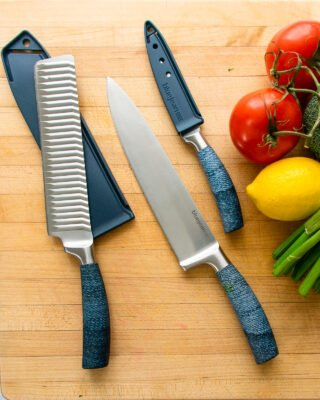 Blue Jean Chef® 3-piece Knife Set