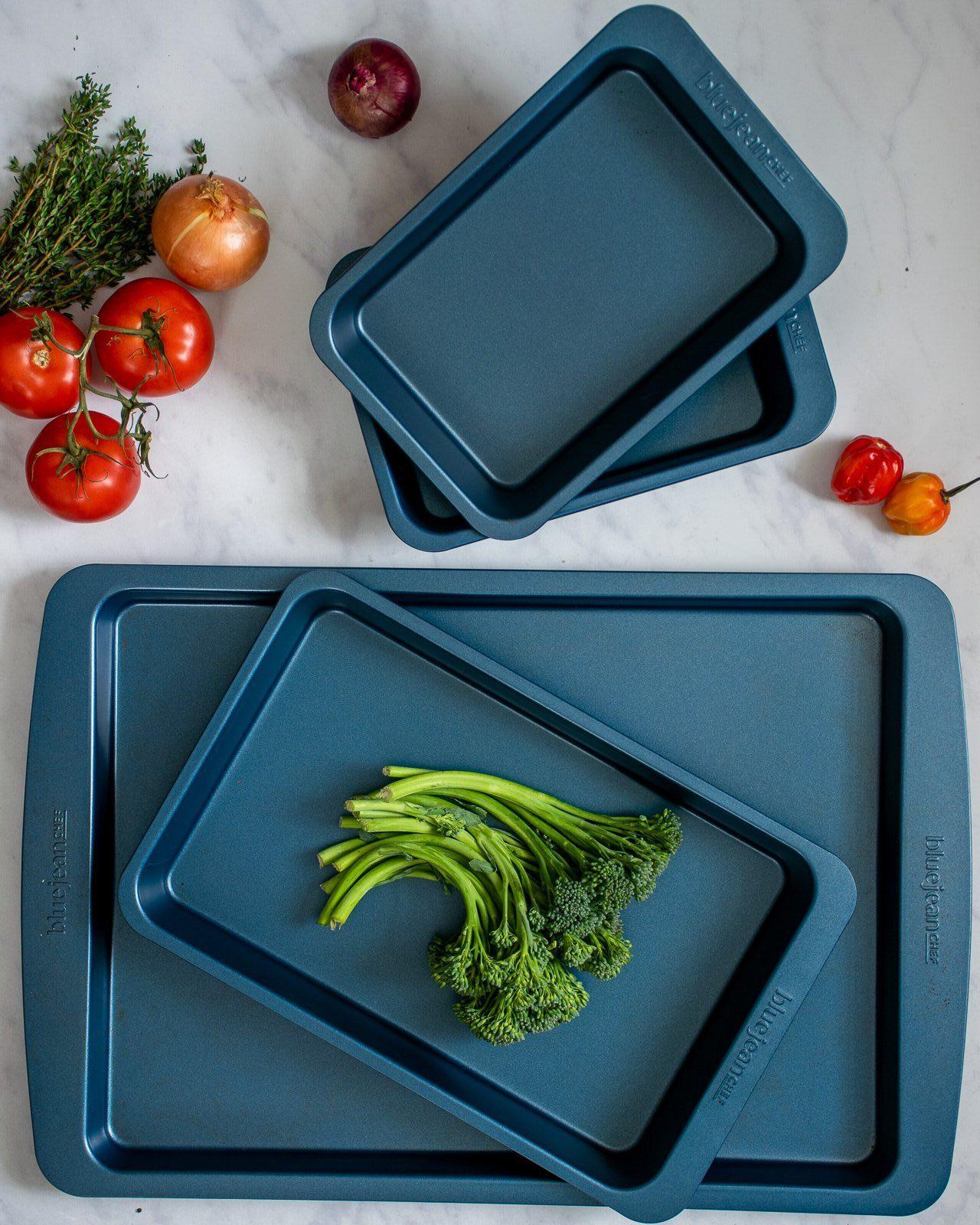 Blue Jean Chef® 4-piece Sheet Pan Dinner Set