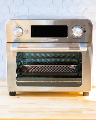 Blue Jean Chef® 24-Quart Air Fryer Toaster Oven