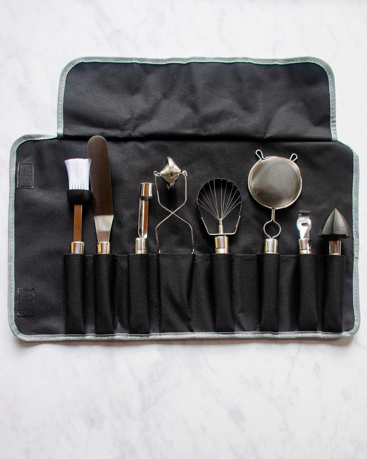 Blue Jean Chef® 8-piece Gadget and Tool Set